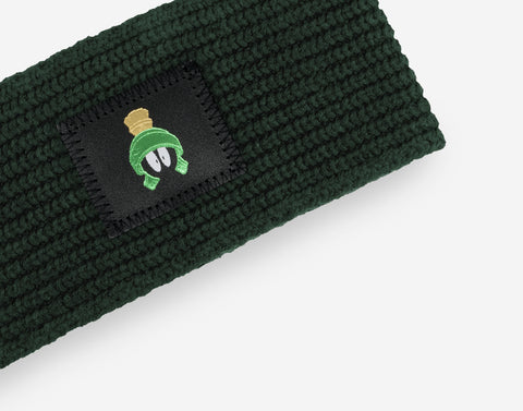 Marvin the Martian Knit Headband