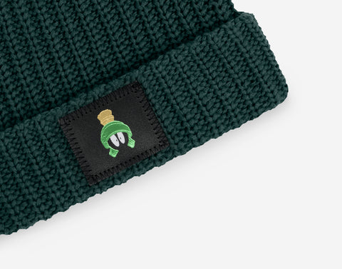 Marvin the Martian Pom Beanie