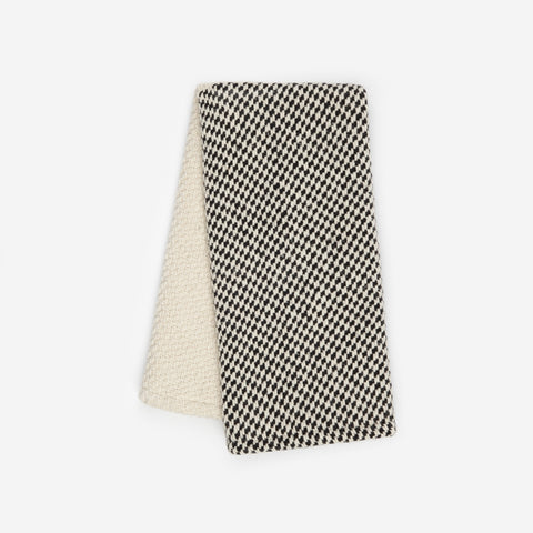 Black Speckled Kitchen Towel