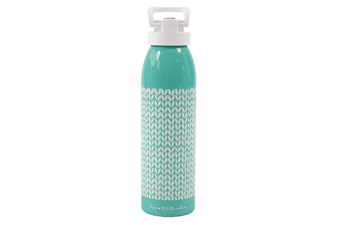 Accessory - Aqua Knit Water Bottle
