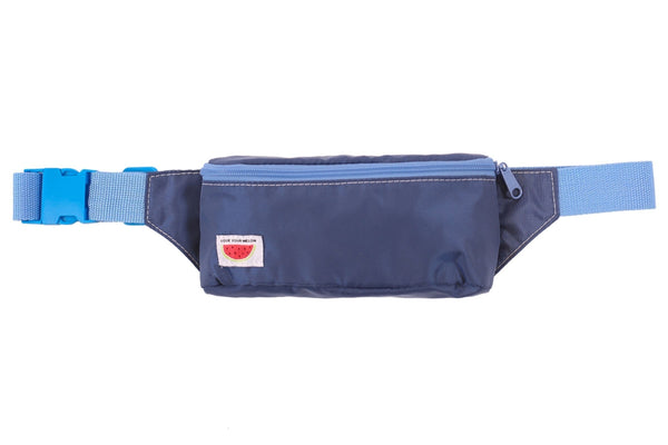 Accessory - Deep Blue Melon Fanny Pack