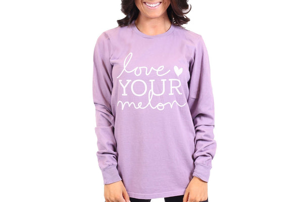 Apparel - Lavender Classic Long Sleeve