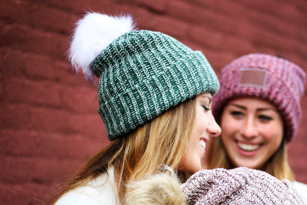 how to wear love your melon beanie