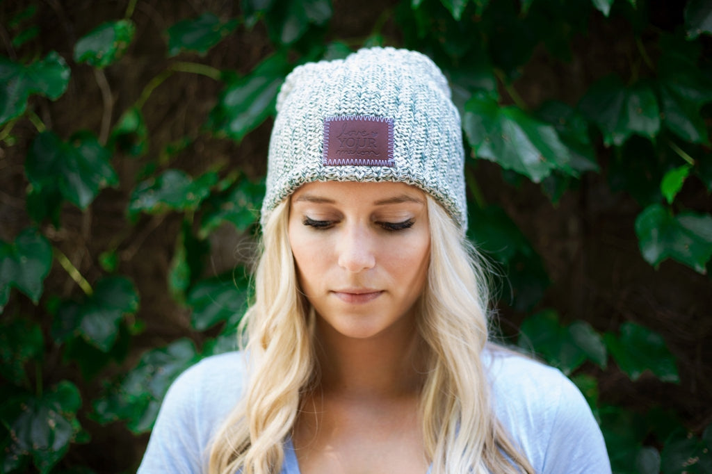 61ddb5c8bdd Love Your Melon Forest Speckled Beanie