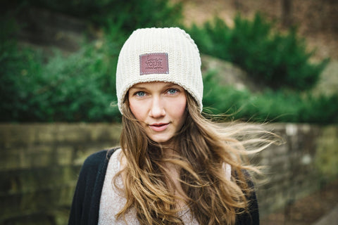 Natural Beanie-Beanie-Love Your Melon