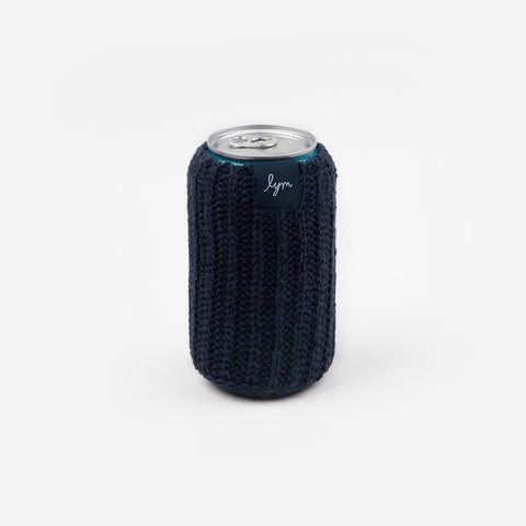 Navy Can Koozie