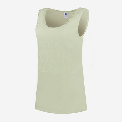 Celadon Green Classic Tank-Apparel-Love Your Melon