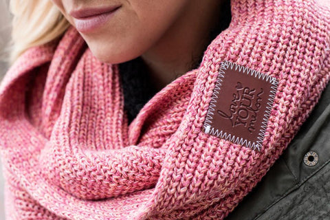 Fairy Tale Infinity Scarf-Scarf-Love Your Melon