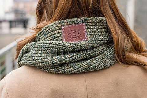 Woods Infinity Scarf-Scarf-Love Your Melon