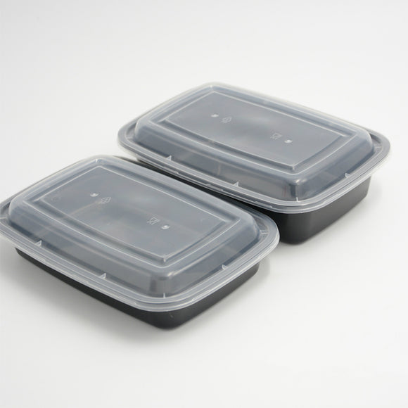 Container - Rectangular Microwavable Container Set
