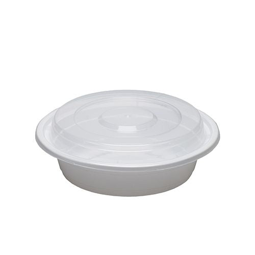 Container - Round Microwavable Container Set