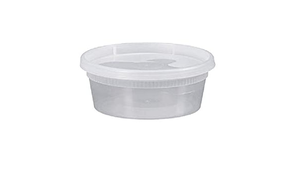 Container - Microwavable PP Deli Container Set