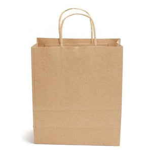 Bags - Paper Kraft Bag (with twist handle)