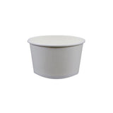 Bowl - Paper Soup Bowl with Standard Lining