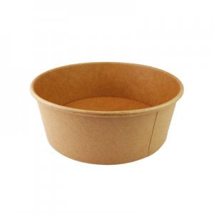 Container - Deli Kraft Paper Container