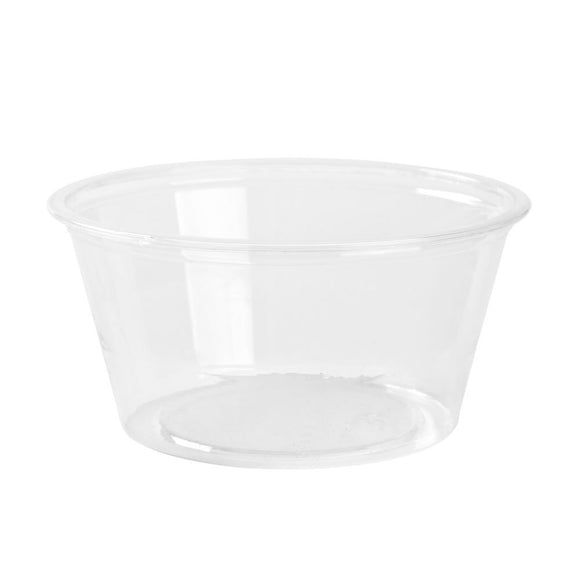 Cup - PLA Compostable Portion Cups