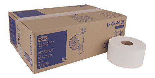 Tissue - Tork T2 Mini Jumbo roll #12024402