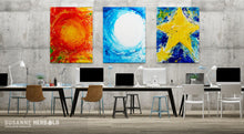 "Lade das Bild in den Galerie-Viewer, ""SUN MOON STARS"""