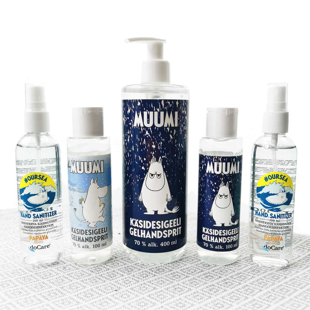 Moomin® Hand Sanitizer Mega Pack | Hand Sanitizers