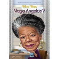 Who Was Maya Angelou? (Soft Cover)