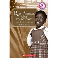 Ruby Bridges Goes To School (Soft Cover)