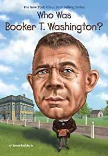 Who Was Booker T. Washington? Paperback