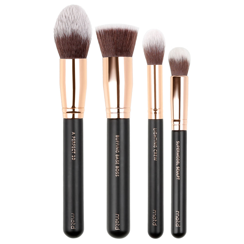 Chic Happens Contour and Highlight Makeup Brush Set