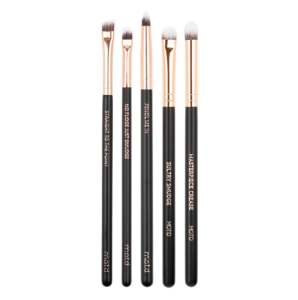MOTD Eye Got It 5pc Brush Set