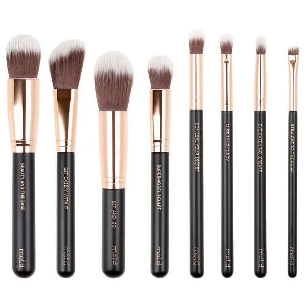 Lux Vegan Makeup Brush Essentials