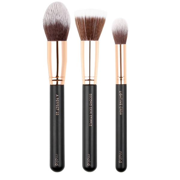 no makeup makeup brush set