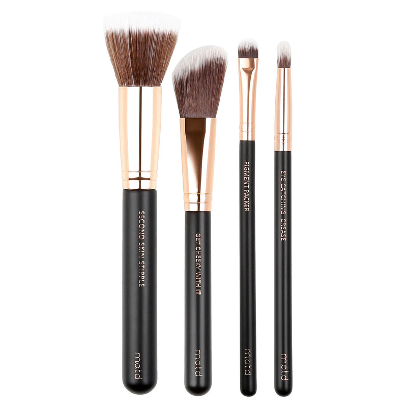 Wanderlust Travel Makeup Brush Set