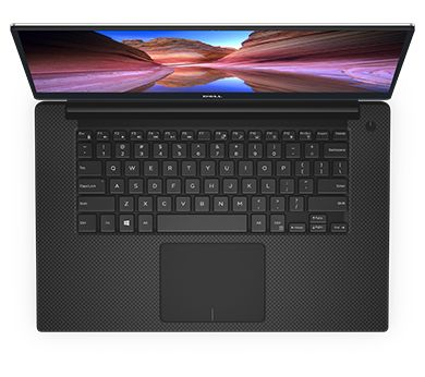 Dell XPS 15.6, Intel i7 9750H (9th génération) NVIDIA® GeForce® GTX 1650, GDDR5 SSD 512 GB NVME, 16 GB RAM, Écran 4k