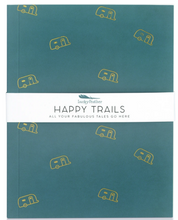 Load image into Gallery viewer, Happy Trails Journal