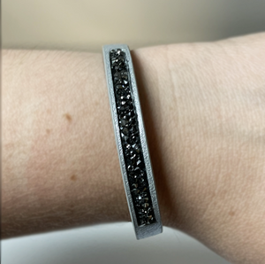 Shimmer Snap Bracelet (2 Colors)