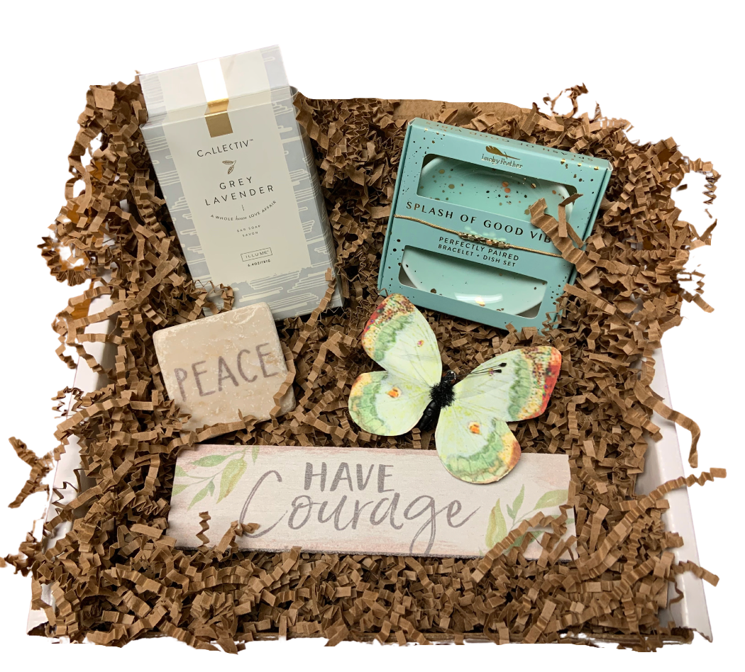 Thinking of You Winterberry Gift Box