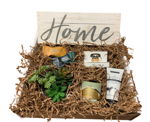 Home Office Essentials Winterberry Gift Box