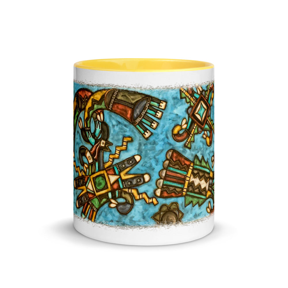 Hopi Water Symbol's Coffee Cup