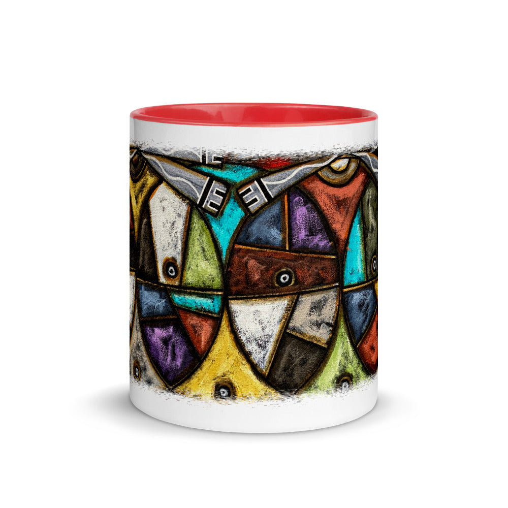 Transformation of the Sun to the Moon Coffee Cup