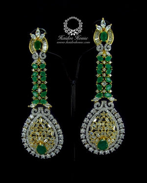 HLE 7645 - Luxury Earrings