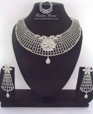LSS - 0010 Luxury Crystal Jewelry Set