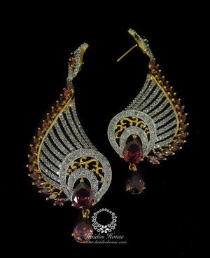 HLE 7658 - Luxury Earrings