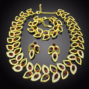 HJS118 - Gold Jewelry Set