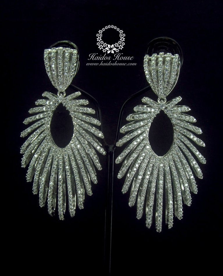 HLE 7648 - Luxury Earrings