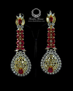 HLE 7651 - Luxury Earrings
