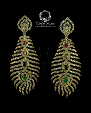 HLE 7649 - Luxury Earrings