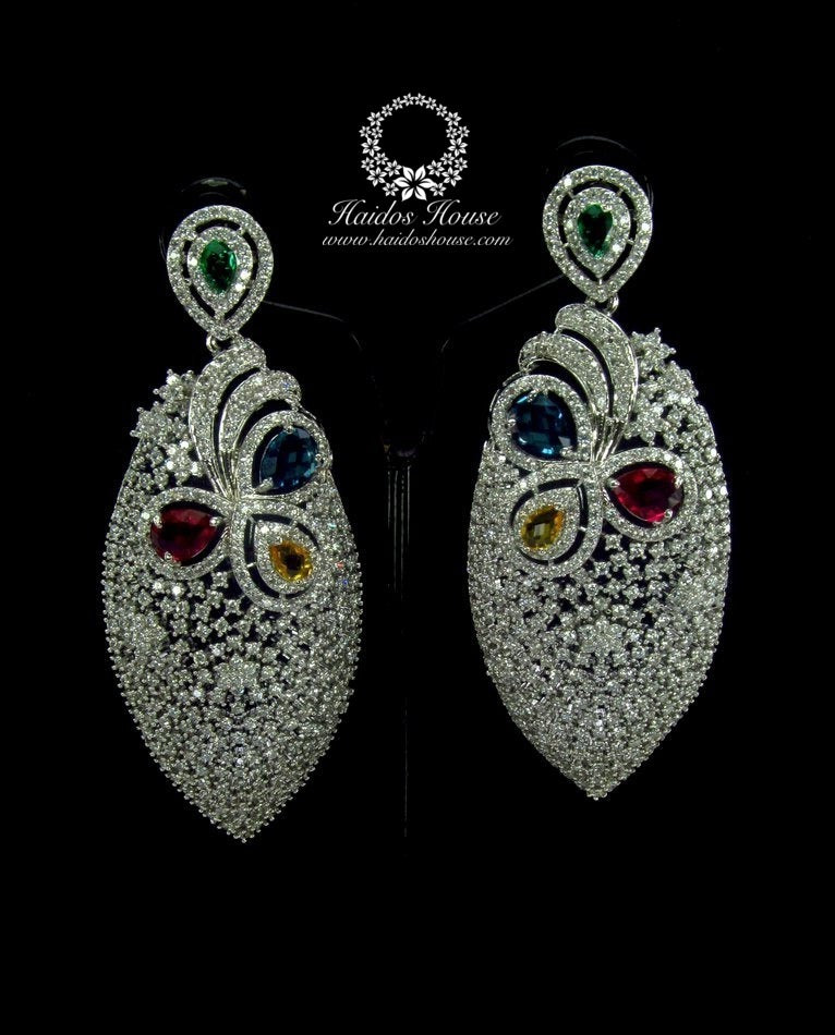 HLE 7650 - Luxury Earrings
