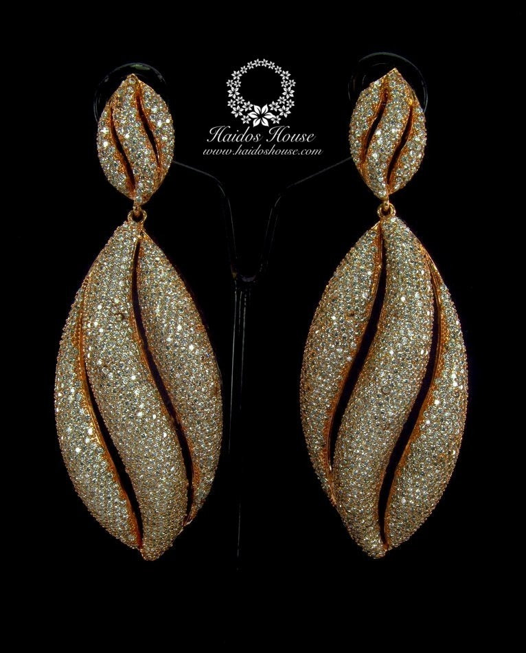 HLE 7653 - Luxury Earrings