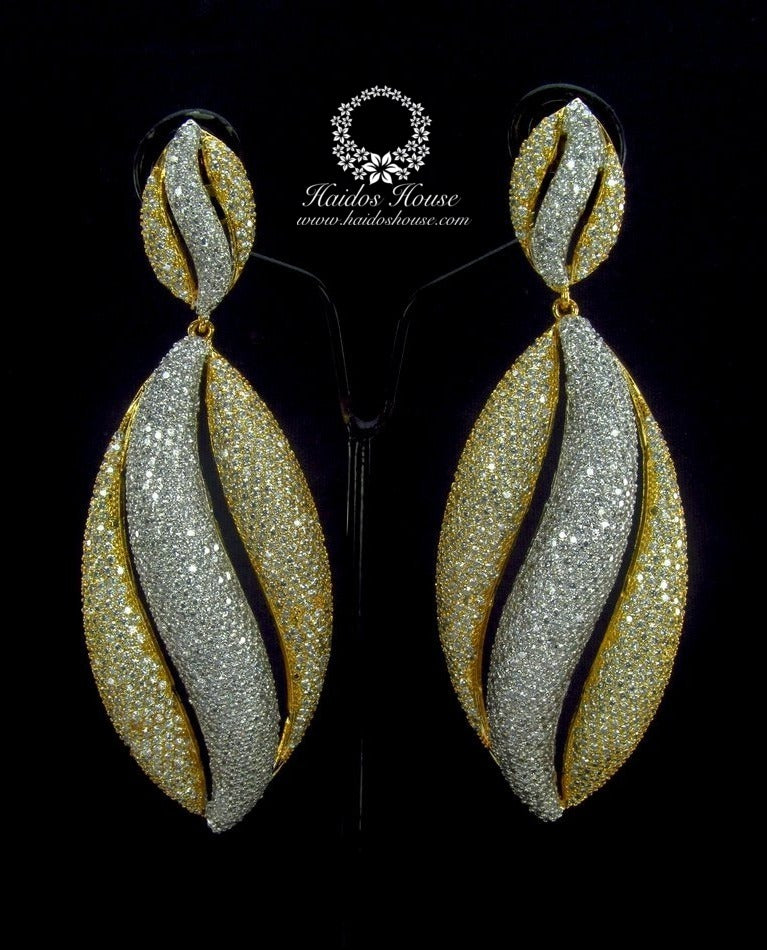 HLE 7654 - Luxury Earrings