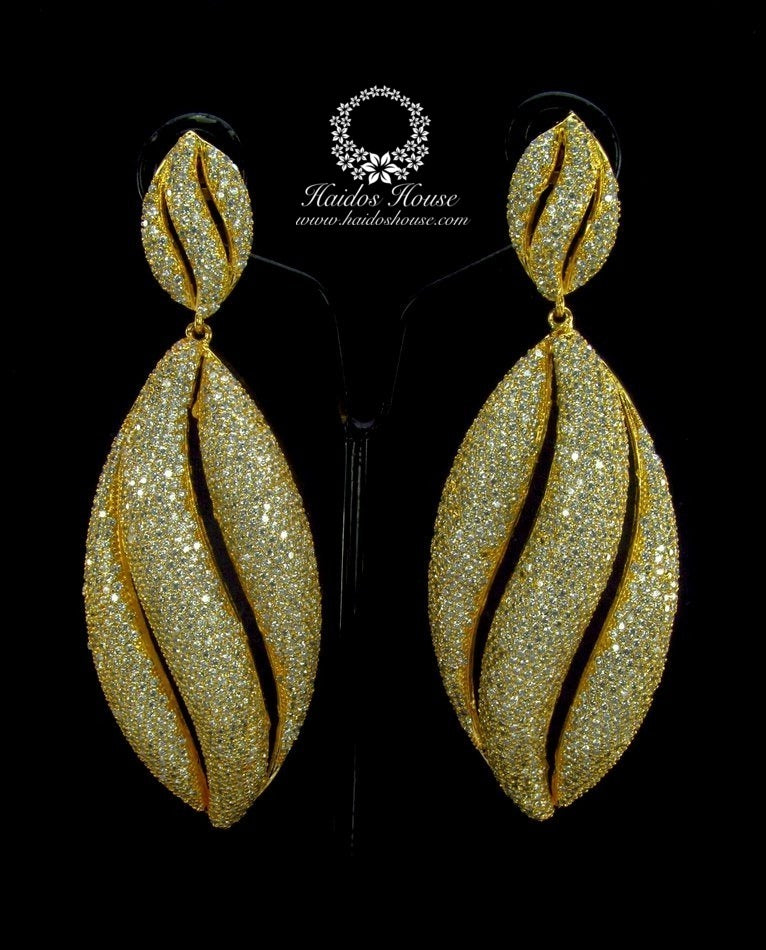HLE 7652 - Luxury Earrings