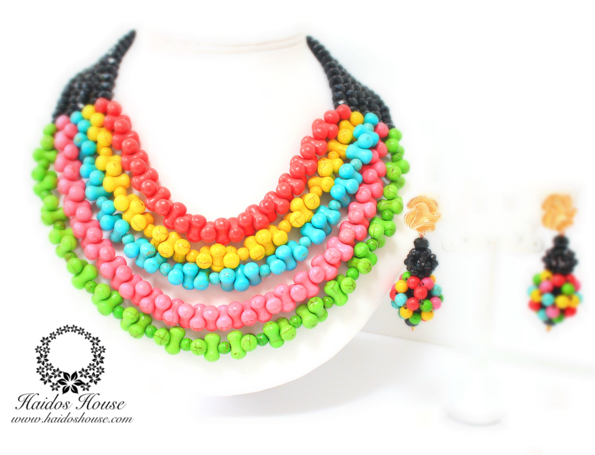 HBS 1246 - Multicolor Beads Set